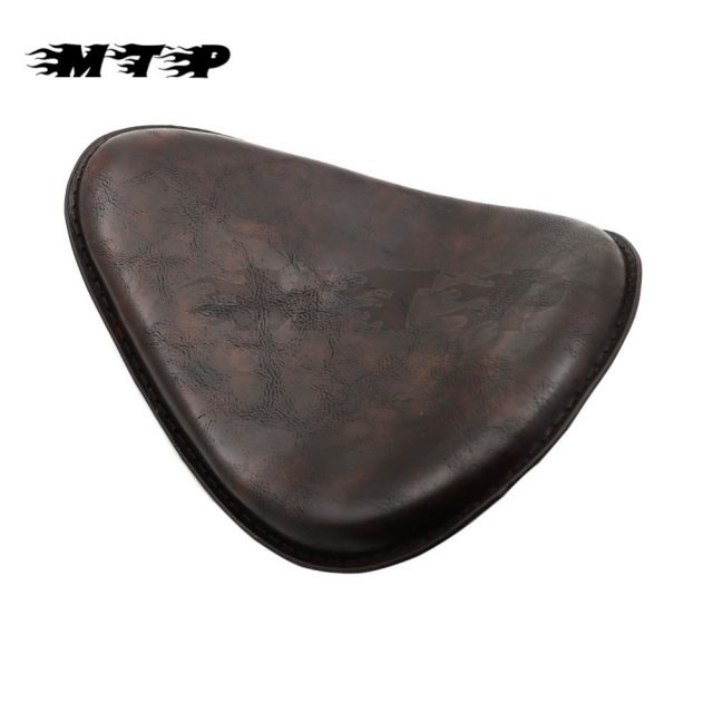 Motorcycle Vintage Driver Solo Seat