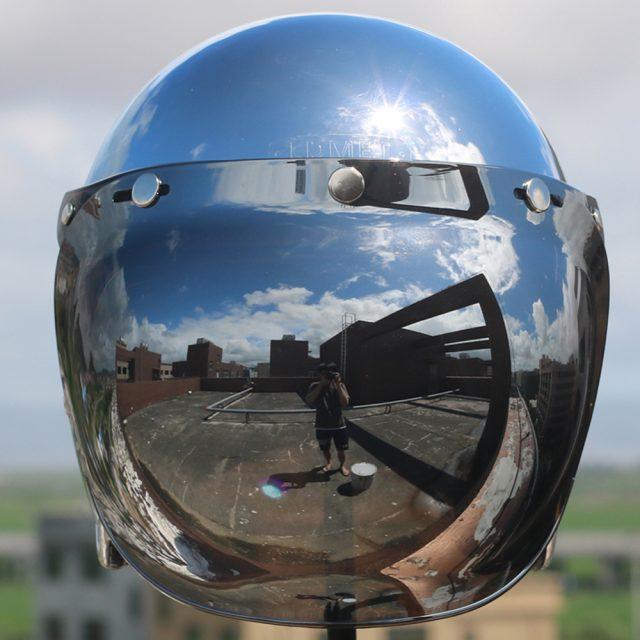 Jet Motorcycle Helmet – Mirror
