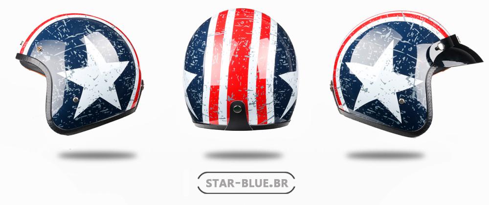 LDMET harley casco moto vintage motorcycle helmet jet capacetes de motociclista vespa cascos para moto cafe racer open face