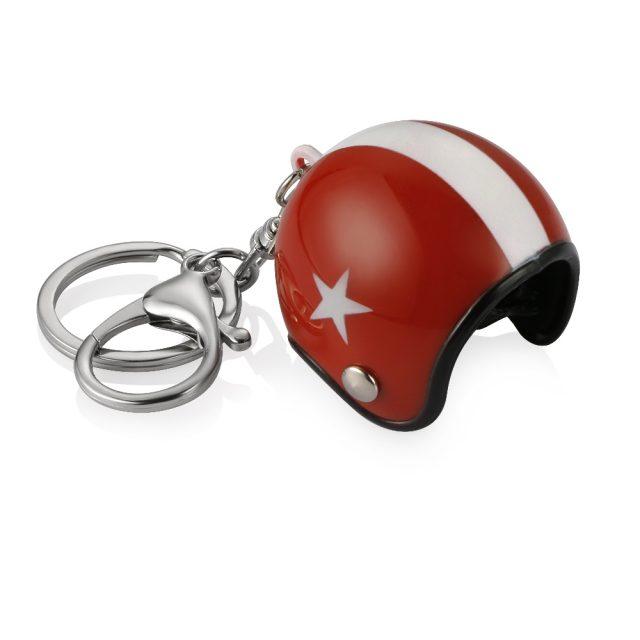 Creative Design Motorcycle HelmetKeychain