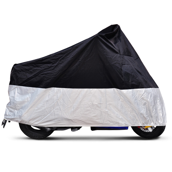 Dustproof & Waterproof MotorcycleRain Cover