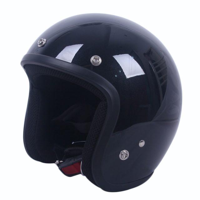 Mirror Chrome Motorcycle Helmet