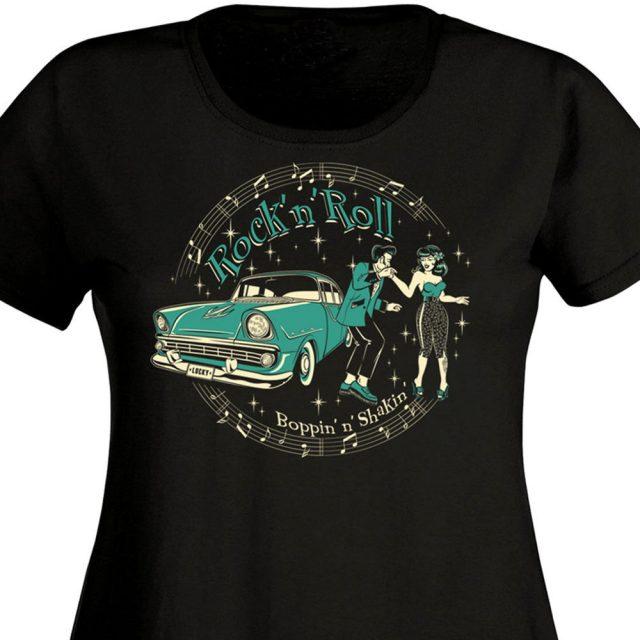 Rockabilly 60'S T-Shirt