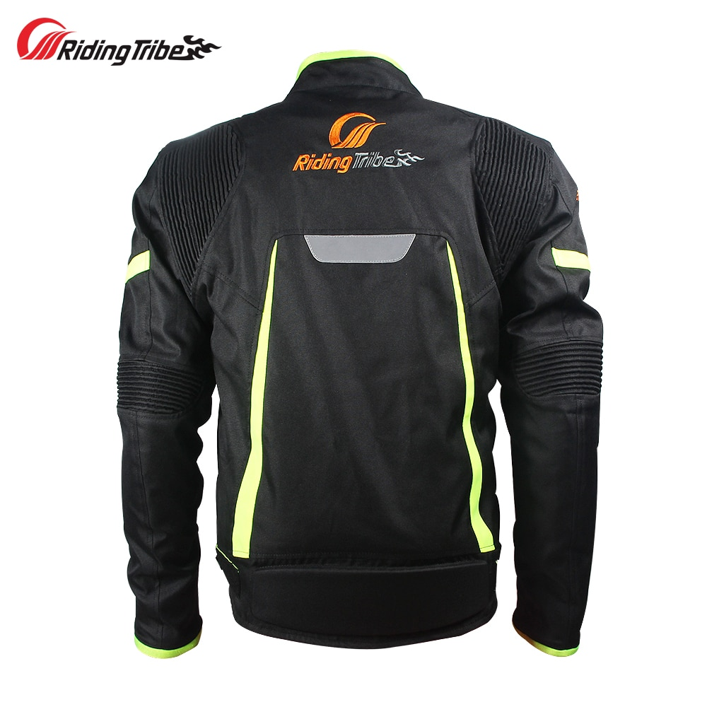 Riding Tribe Motorcycle Jacket Motocross Off-Road Racing Coat Biker Clothing Protective Gear Armor Summer Breathable Jackets