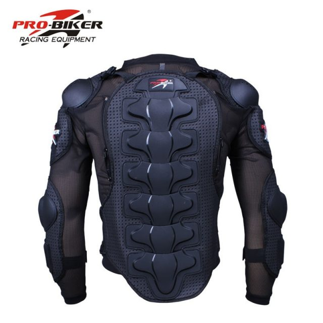 Motorcycle body Armour