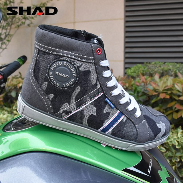 Casual Motorcycle Boots