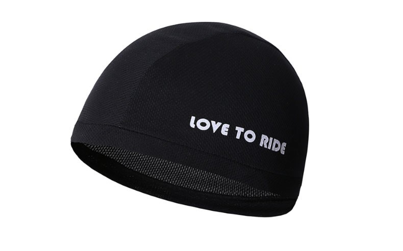 Love to Ride Motorcycle helmet Liner half-shell sweat-absorbent lining ventilation anti-bacterial elastic Cap Riding Headgear