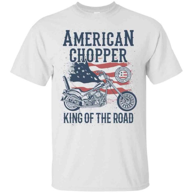 T-Shirt American Chopper King of the Road