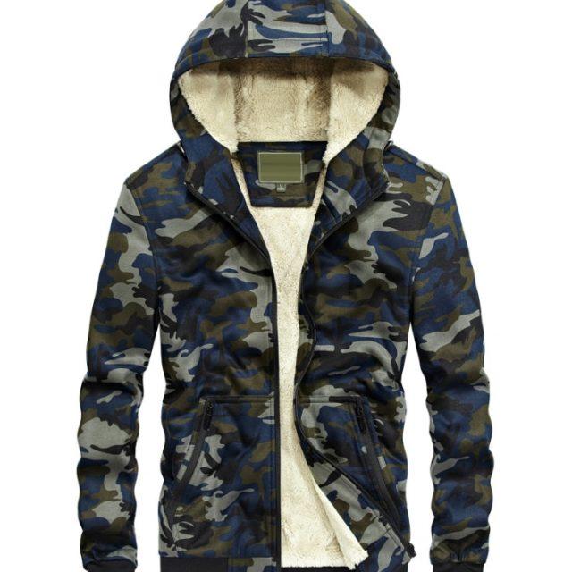 Hooded Casual Sweatshirt