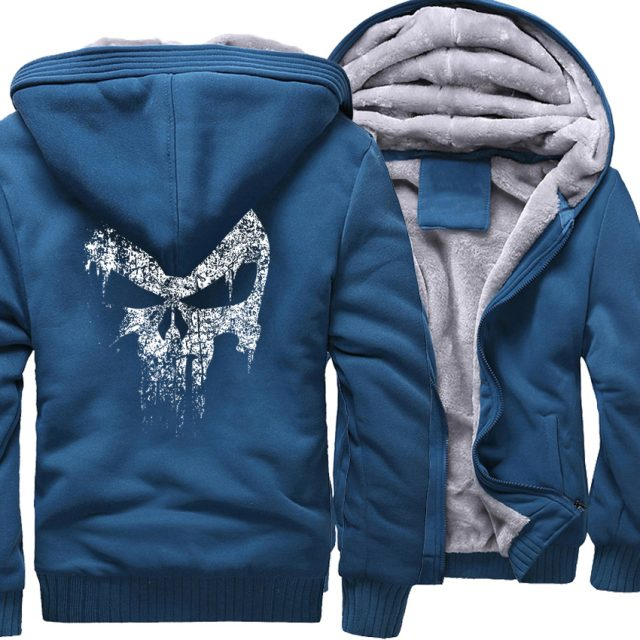 Casual Winter Jacket – The Punisher
