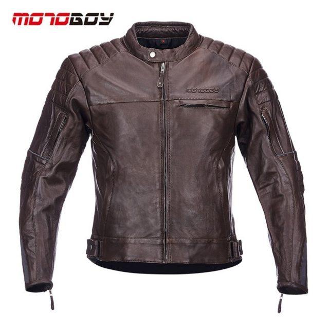 Winter Genuine leather Jacket