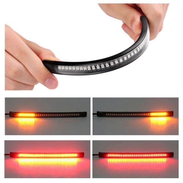 Universal Flexible Brake Led Tail Light/Turn Signal