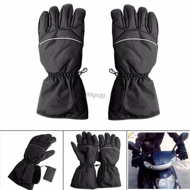 Waterproof Heated Gloves – Battery Powered