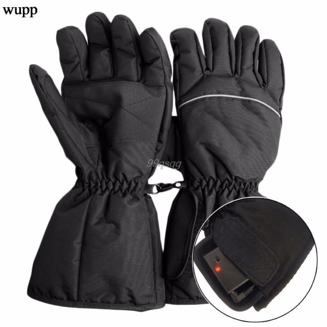 Waterproof Heated Gloves – Battery Powered