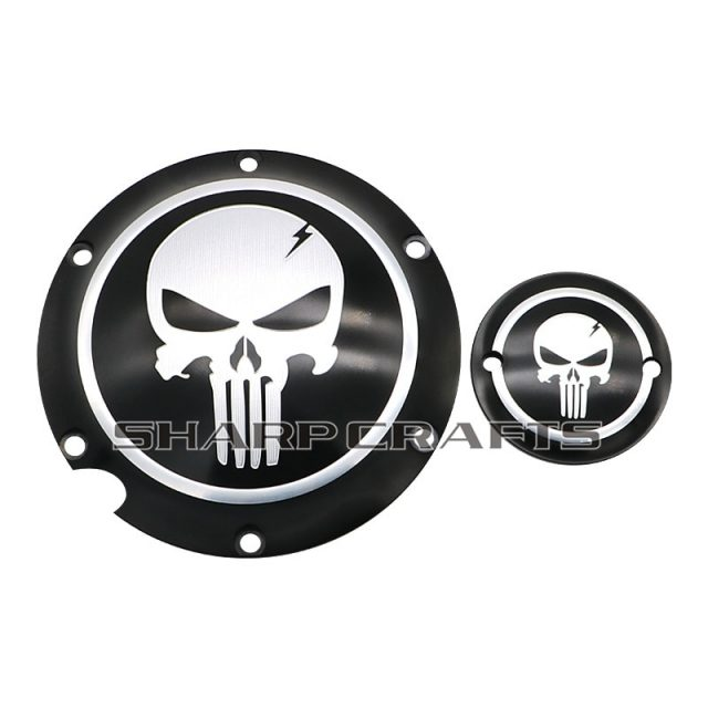 Motorcycle Skull Covers For Harley Sportster Iron XL883 XL1200