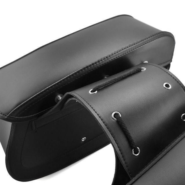 Motorcycle Saddlebags – PU Leather