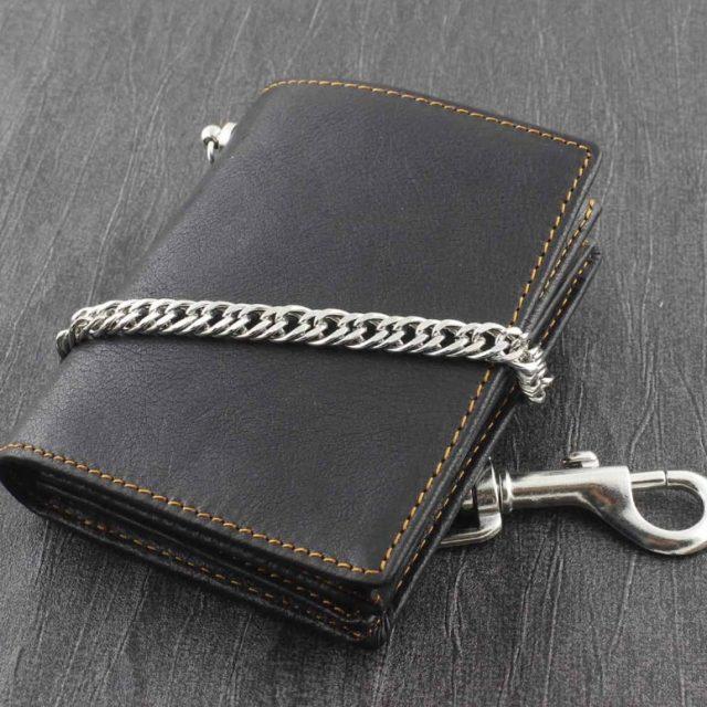 Black Wallet – Genuine Leather