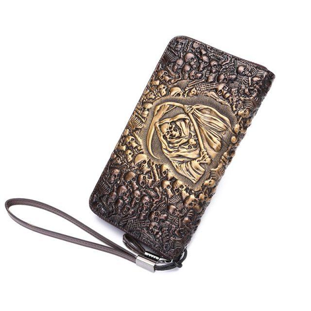 Women Wallet – Genuine Leather