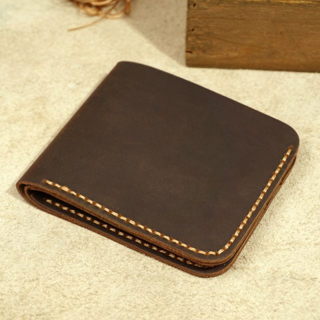 Handmade Wallet – Genuine Leather
