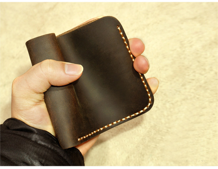 Handmade Wallet - Genuine Leather