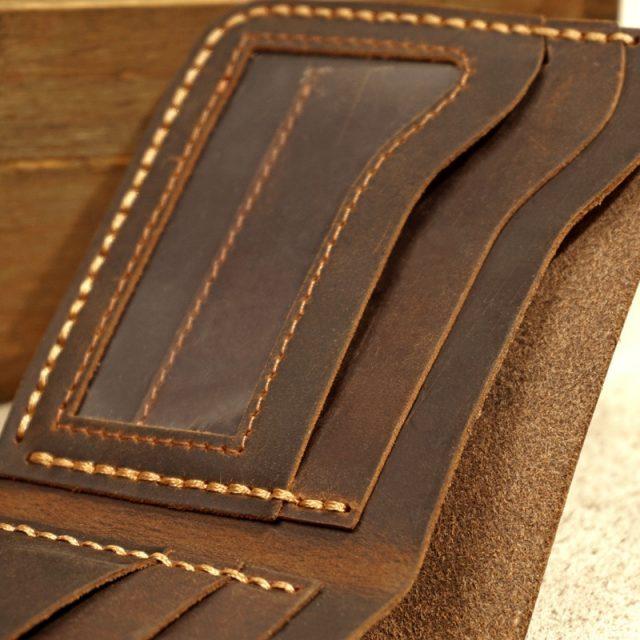 Handmade Wallet – Genuine Leather