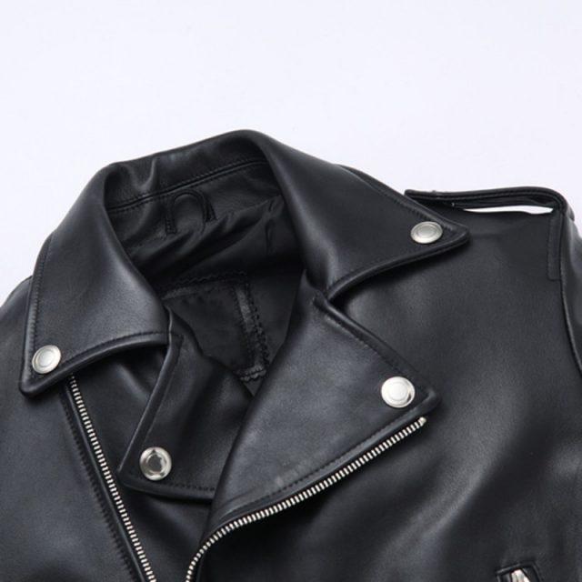 Sheepskin Motorcycle Genuine Leather