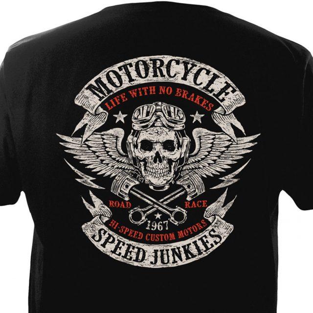 Speed Junkies T-shirt