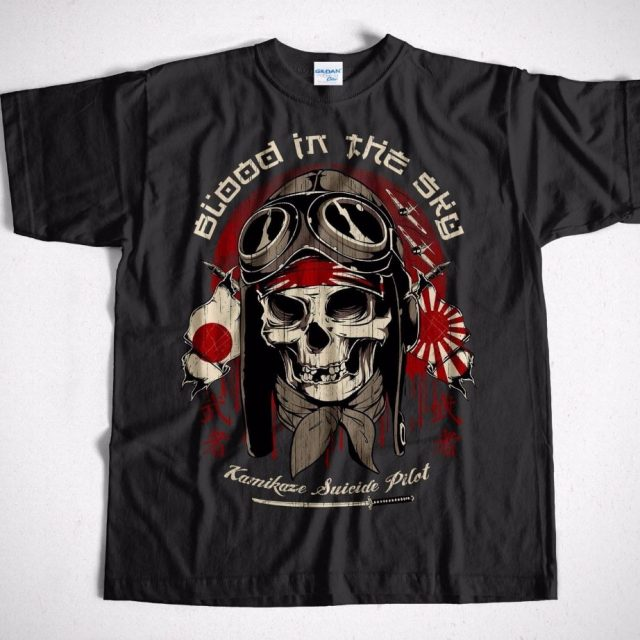 Blood in the Sky T-Shirt