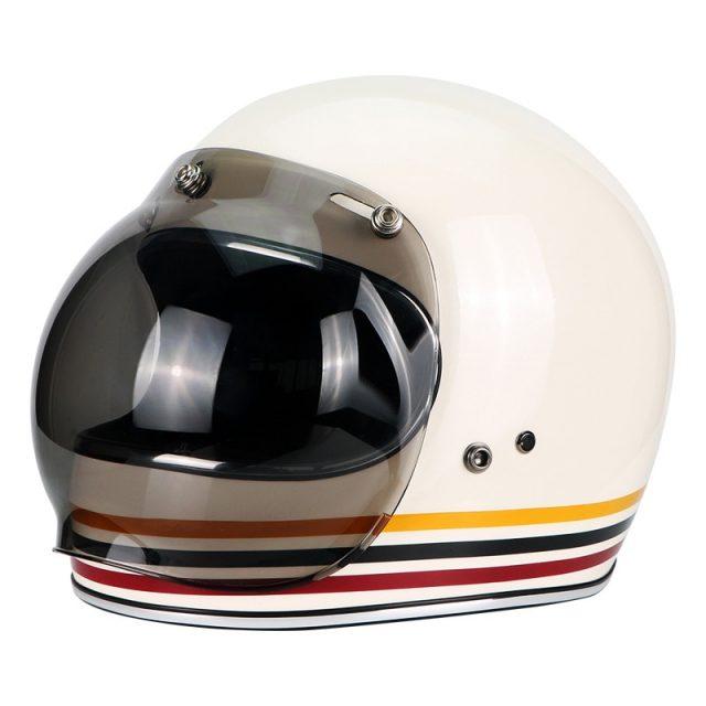 Full Face VINTAGE Motorcycle Helmet