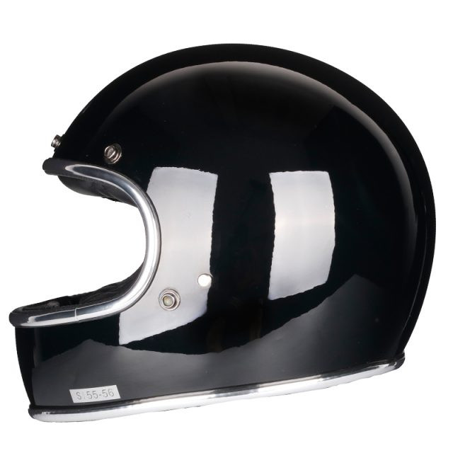 Retro Full Face Motorcycle Helmet