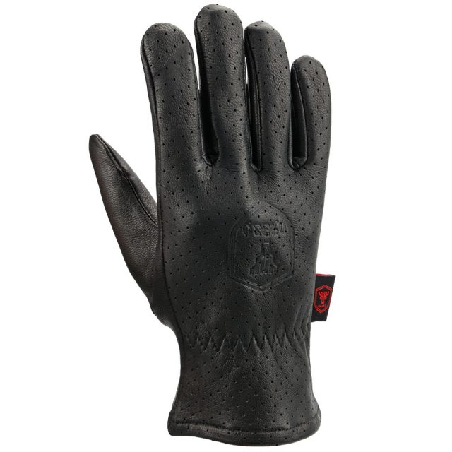 Goatskin Motorcycle Gloves