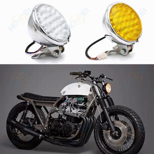 5″ Vintage Motorcycle LED Headlight