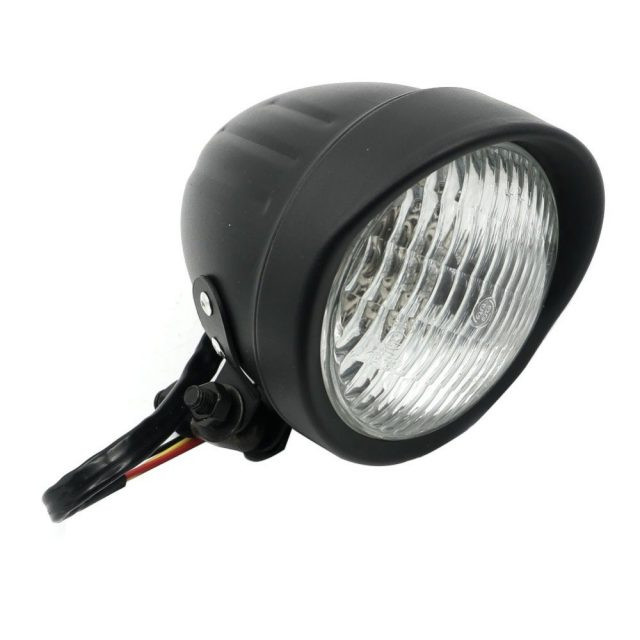 Retro Vintage Motorcycle Headlight High/Low Beam