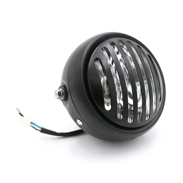 Motorcycle Headlight Classic