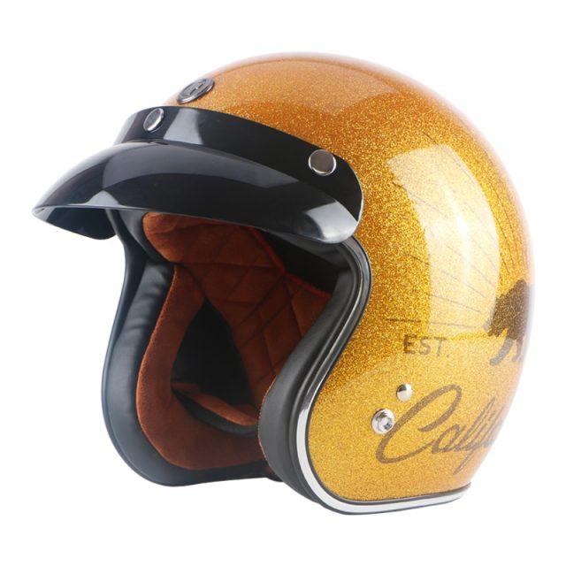 Open face Helmet California
