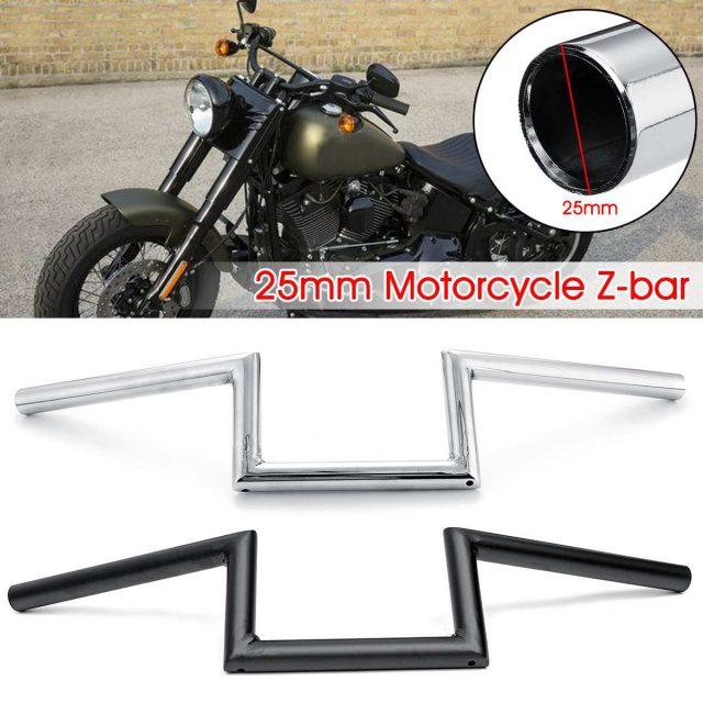 25mm 1″ Motorcycle Handlebar Z Bar