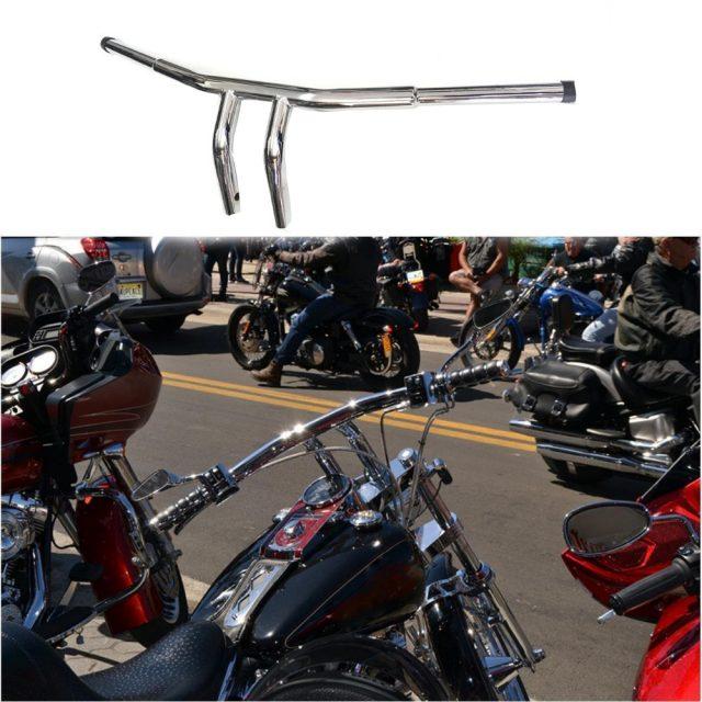 10″ Riser Handlebar  T-bar