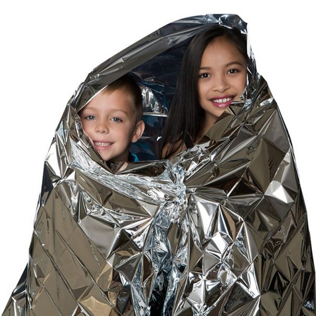 Emergency Survival Foil Thermal Blanket