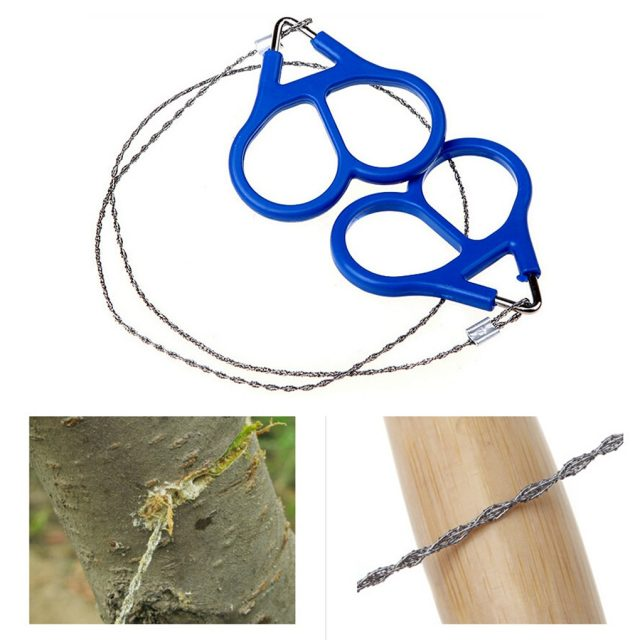 Stainless Steel Hand Chain Saw