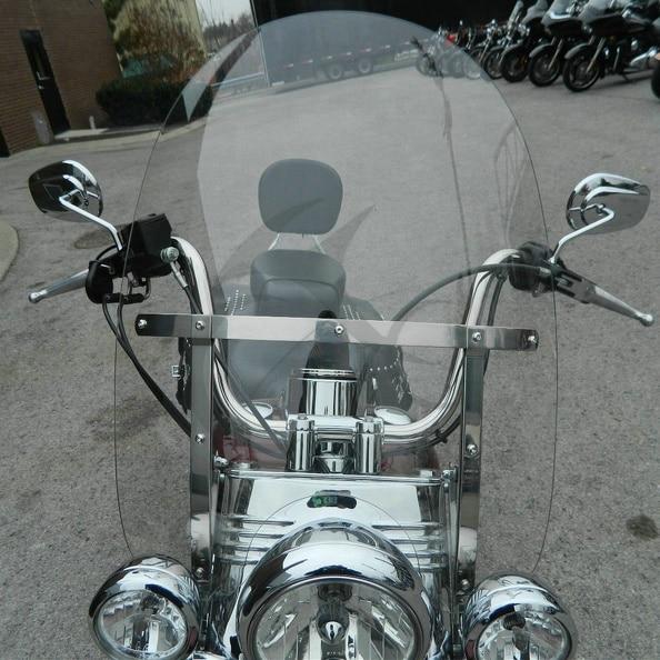 Detachable Windshield For Harley Davidson Touring Road King