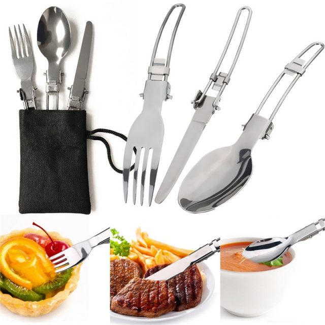 Outdoor Camping Tableware