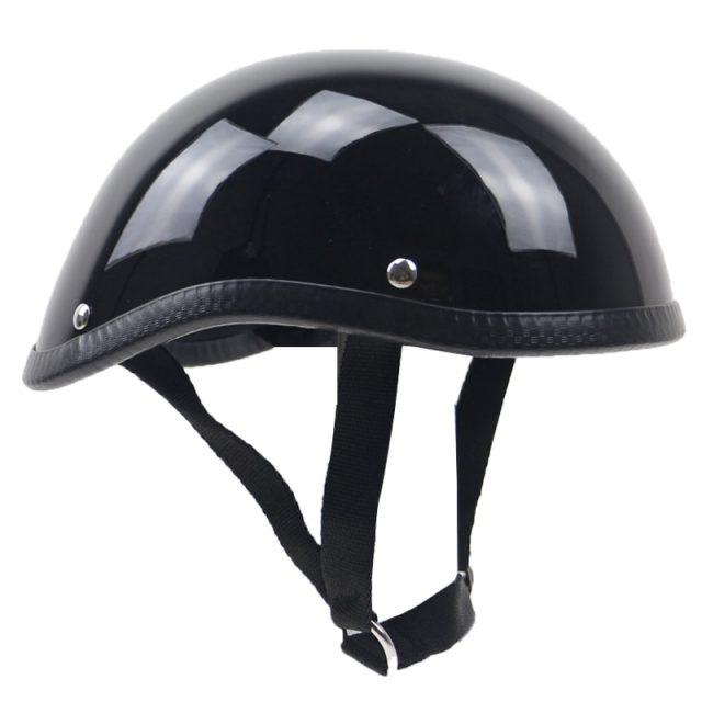 Classic Motorbike Helmet