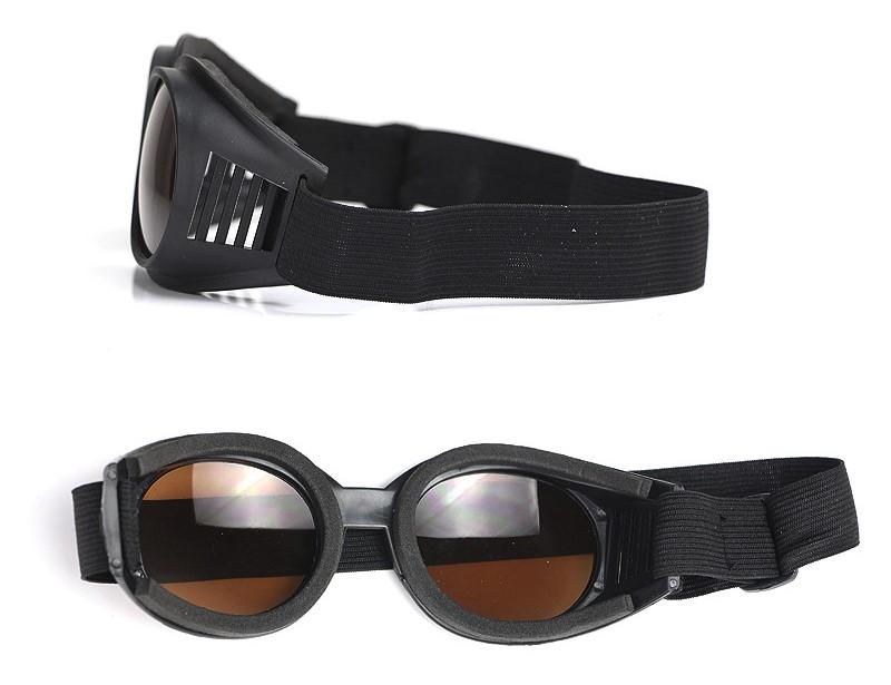 NEW Arrival WWII Vintage Harley style motorcycle goggles Pilot Motorbike goggles Retro Jet Helmet Eyewear 3 color lens
