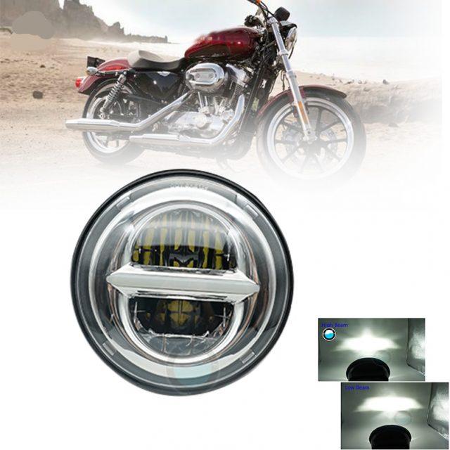 5.75 inch LED Headlight for Harley Davidson
