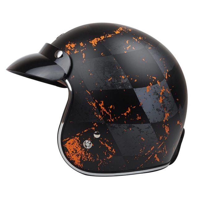Open Face Helmet – Victory