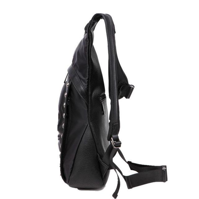 3D Skull Backpack