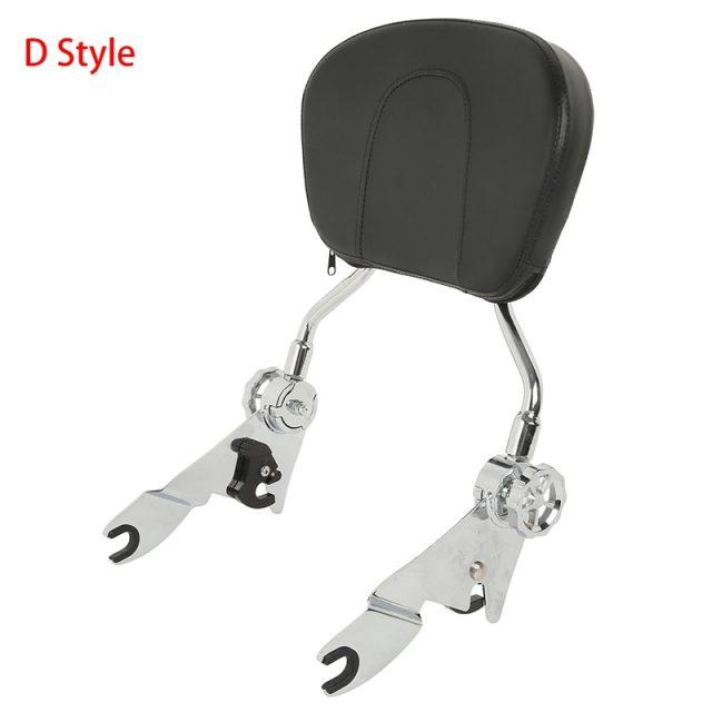 Detachable Backrest Sissy Bar For Harley Davidson