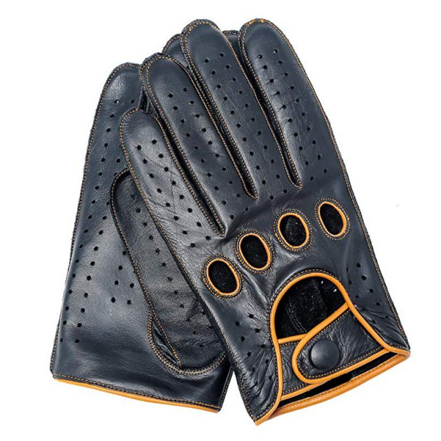 Goat Leather Driving Gloves